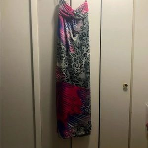 Size small floor length dress